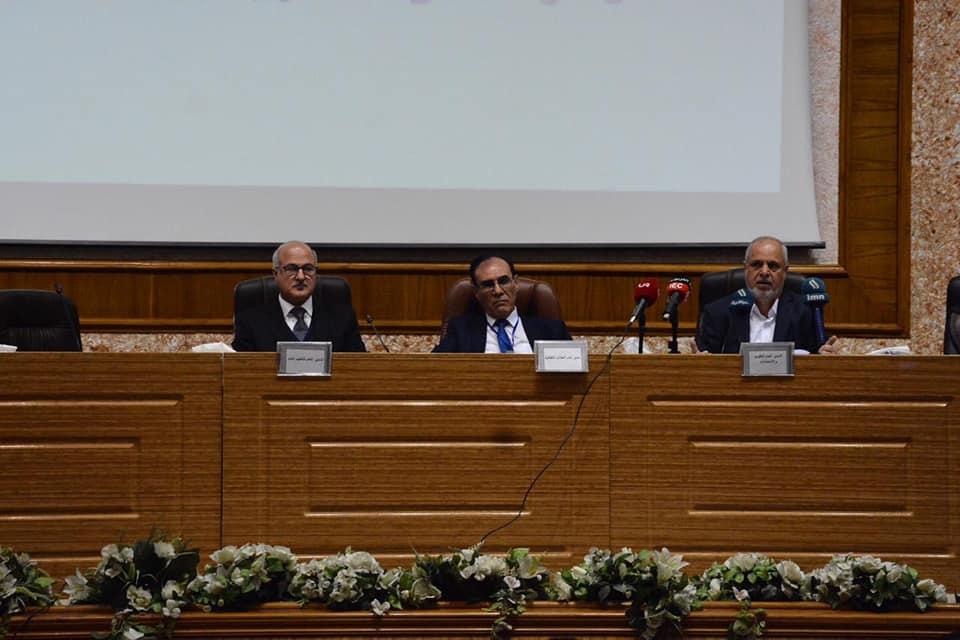الدكتور الوائلي في المؤتمر الثامن لمديري المدارس العراقية في الخارج